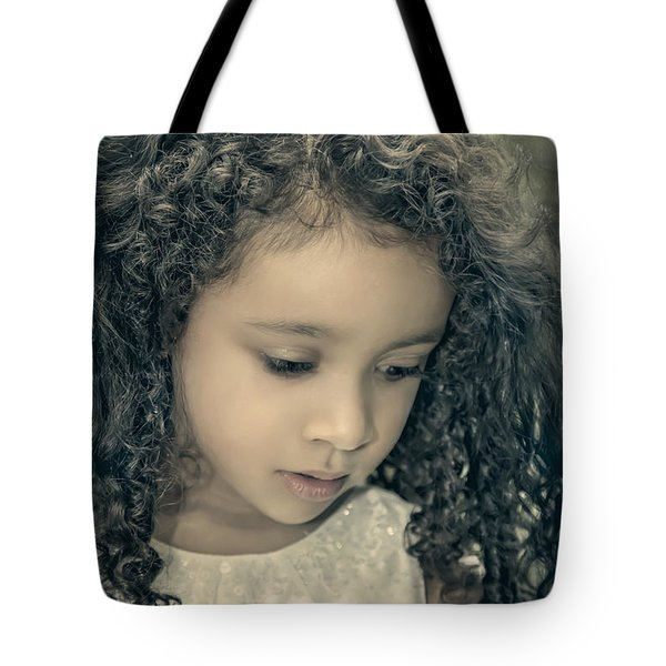 Precious Time Tote Bag