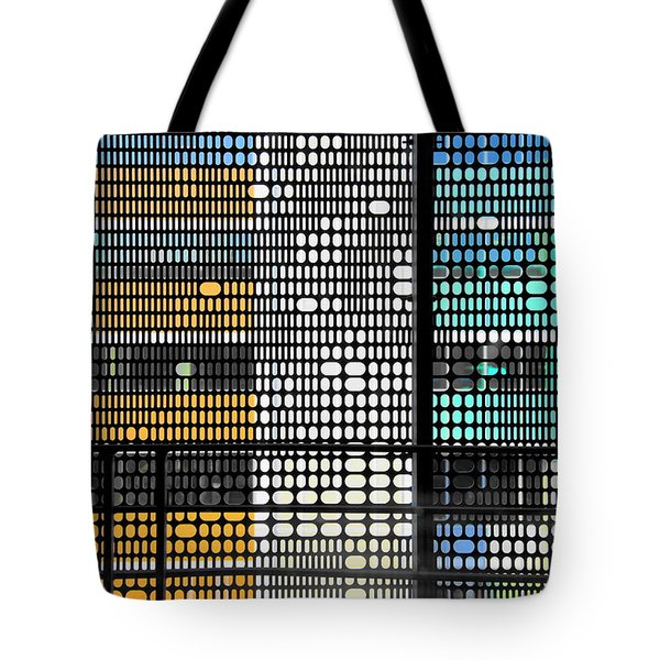 Precisely Tote Bag