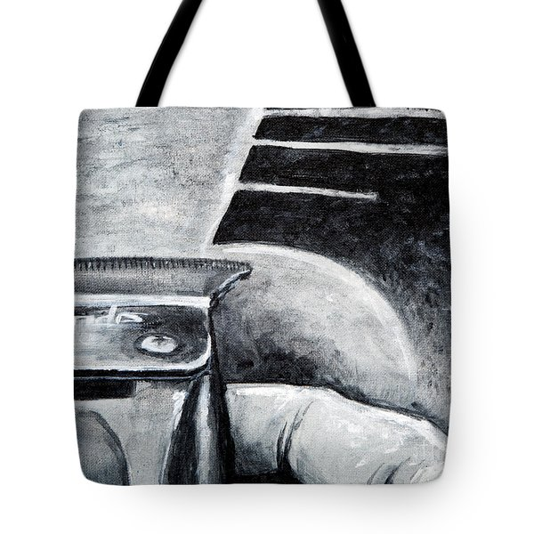 Precision  Tote Bag by The Styles Gallery