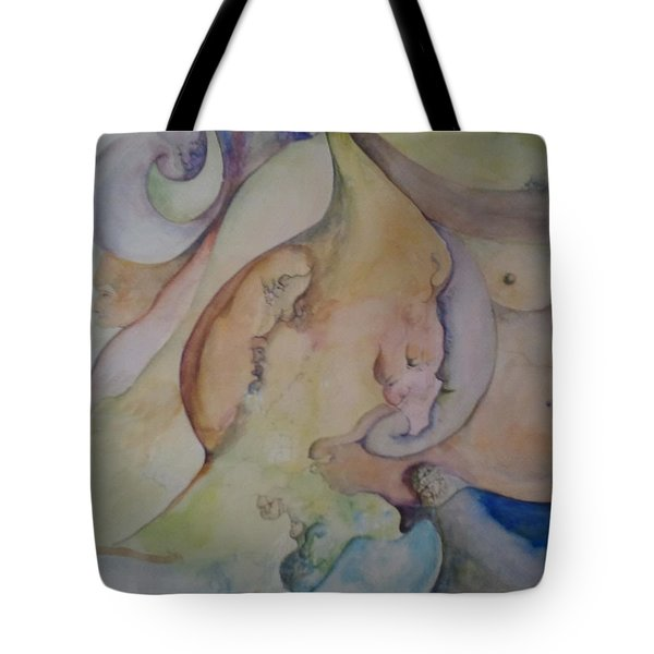 Pregnant With Desire One Tote Bag