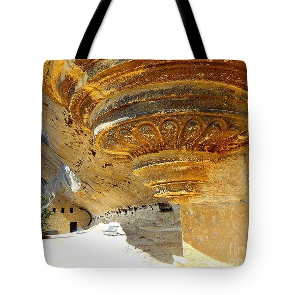 Prehistoric Tote Bag by Lauren Leigh Hunter Fine Art Photography