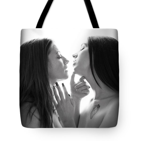 Prelude To A Kiss Tote Bag
