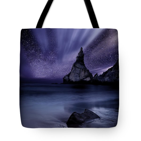 Prelude To Divinity Tote Bag