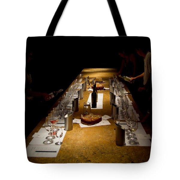 Prepare Tote Bag