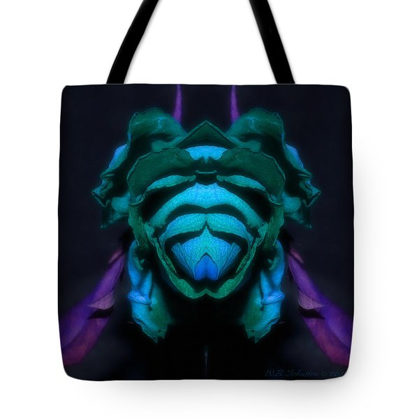 Tote Bag featuring the photograph Prepared by WB Johnston