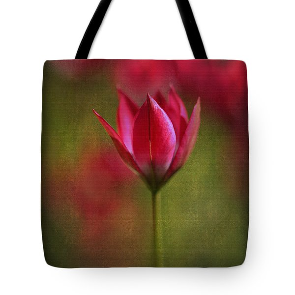 Tote Bag featuring the photograph Presence by Annie Snel