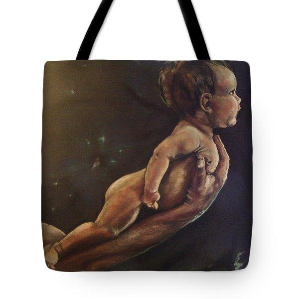 Presenting Life Tote Bag