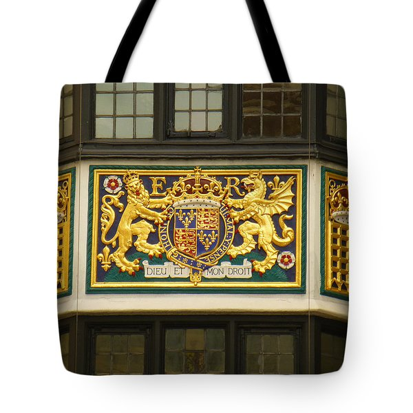 Preserving The Monarchy Tote Bag