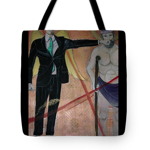 Presidential Advisers Tote Bag