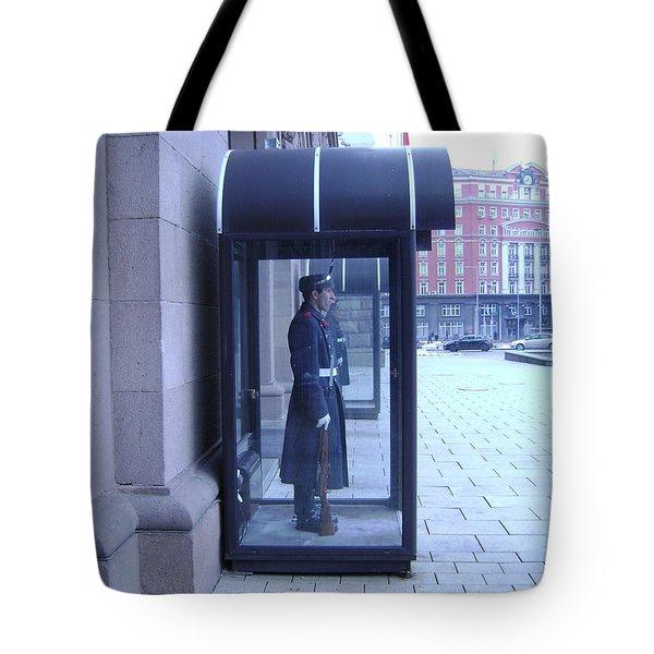 Presidential Guard Tote Bag
