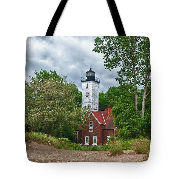 Presque Isle 12079 Tote Bag