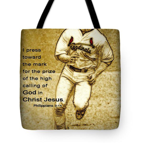 Press On Tote Bag