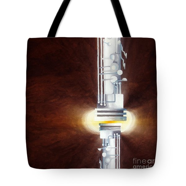 Pressure Sensitive - Always There 2 Tote Bag