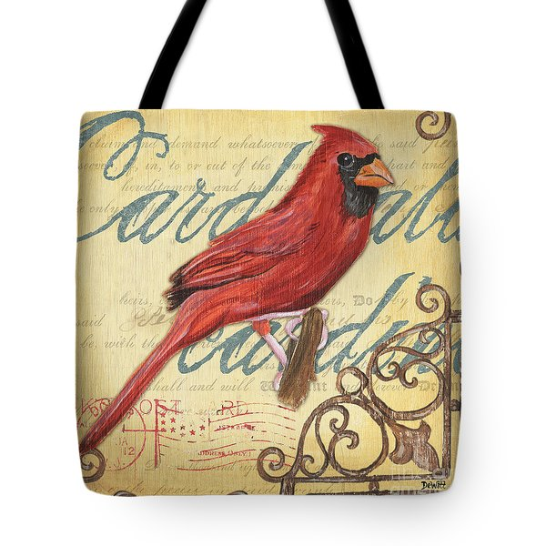 Pretty Bird 1 Tote Bag