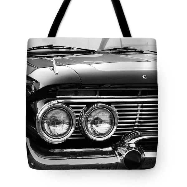 Pretty Chevy Tote Bag