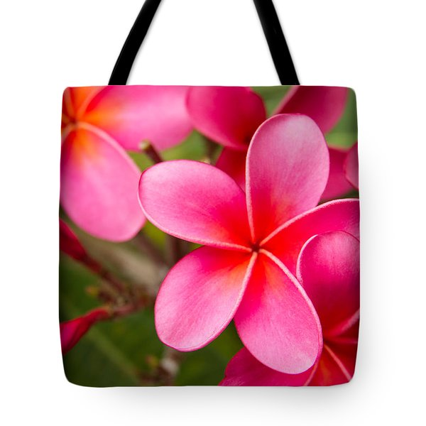 Pretty Hot In Pink Tote Bag