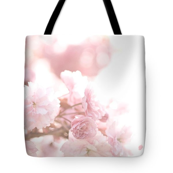 Pretty In Pink - The Confetti Tote Bag