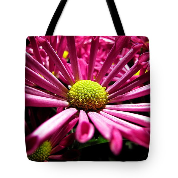 Tote Bag featuring the photograph Pretty In Pink by Greg Simmons