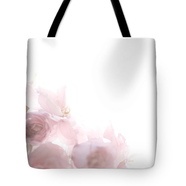 Pretty In Pink - The Dancer Tote Bag