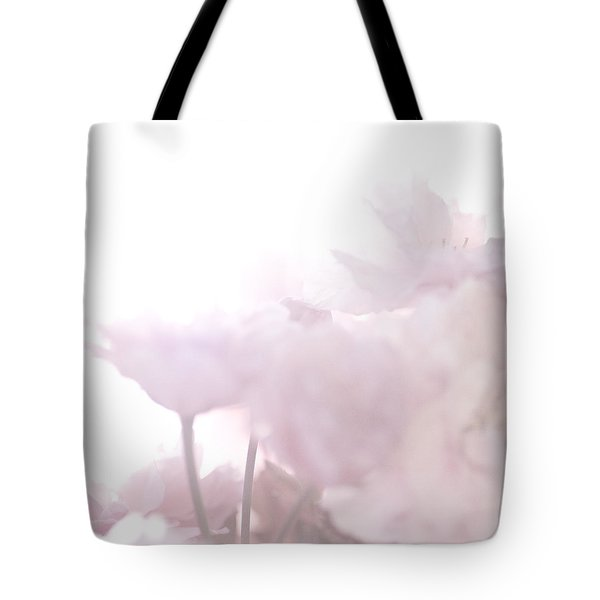 Pretty In Pink - The Whisper Tote Bag