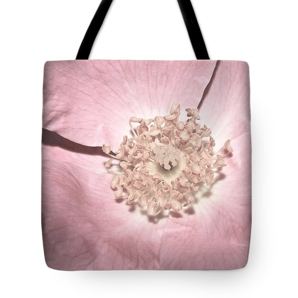 Pretty In Pink...heirloom Tote Bag