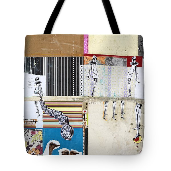 Pretty Little Things Tote Bag by Michel Keck