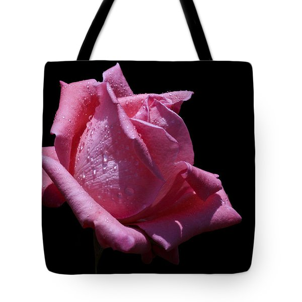 Tote Bag featuring the photograph Pretty Pink by Doug Norkum