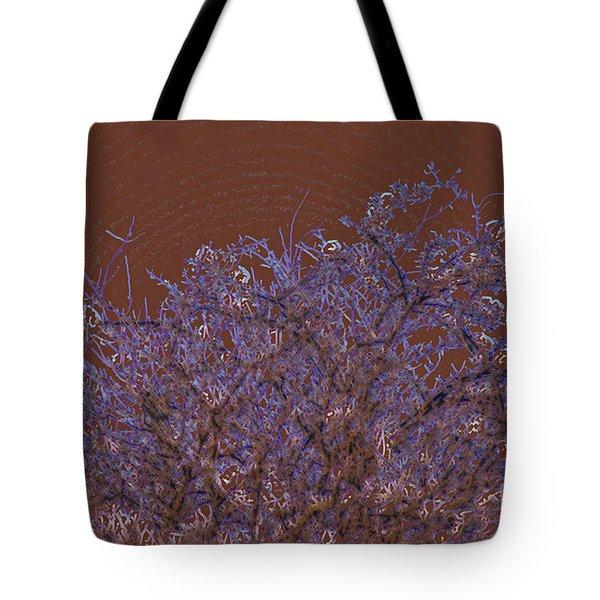 Pretty Tree Tote Bag by Carol Lynch