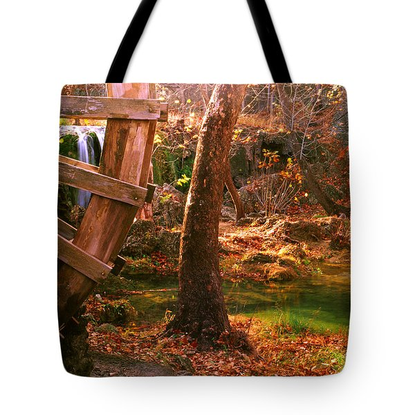 Price Falls 3 Of 5 Tote Bag by Jason Politte