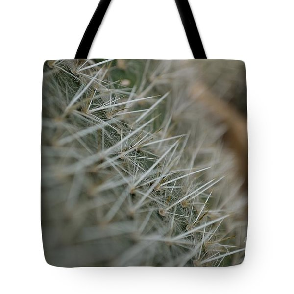 Tote Bag featuring the photograph Prickly Pear by Scott Lyons
