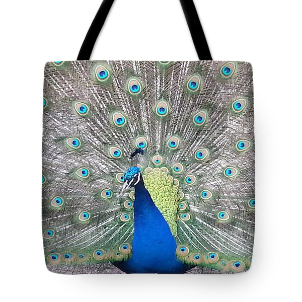 Tote Bag featuring the photograph Pride by Caryl J Bohn