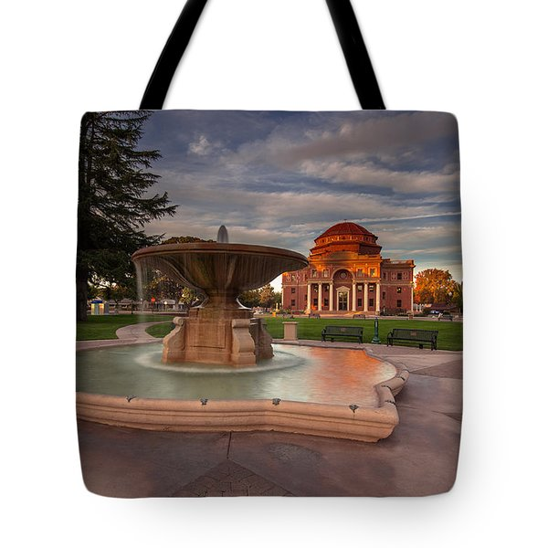 Pride Of The City Tote Bag by Tim Bryan