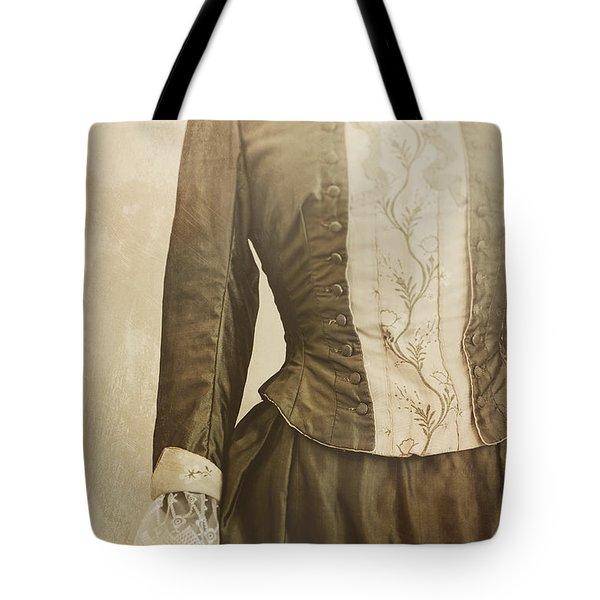Prim And Proper Tote Bag by Amy Weiss
