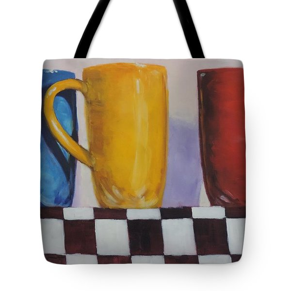 Primarily Coffee Tote Bag