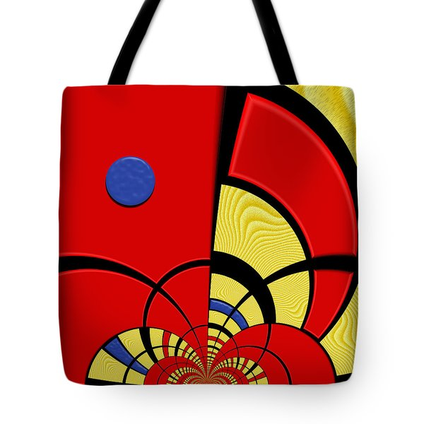 Primary Motivations 3 Tote Bag