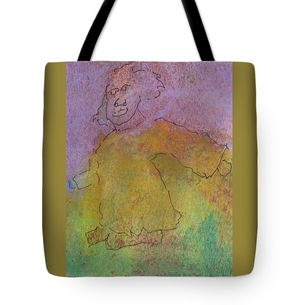 Primitive Giant Tote Bag by Catherine Redmayne