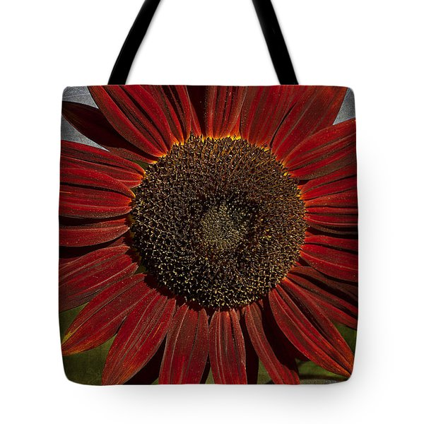 Primitive Sunflower 2 Tote Bag