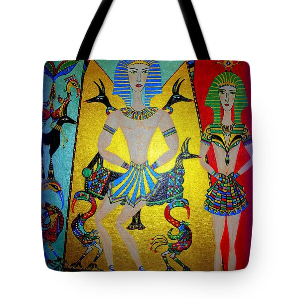 Prince Aram Dream Tote Bag