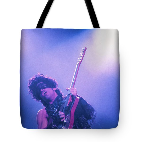 Prince Tote Bag by David Plastik