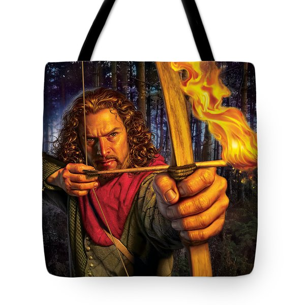 Prince Of Thieves  Tote Bag