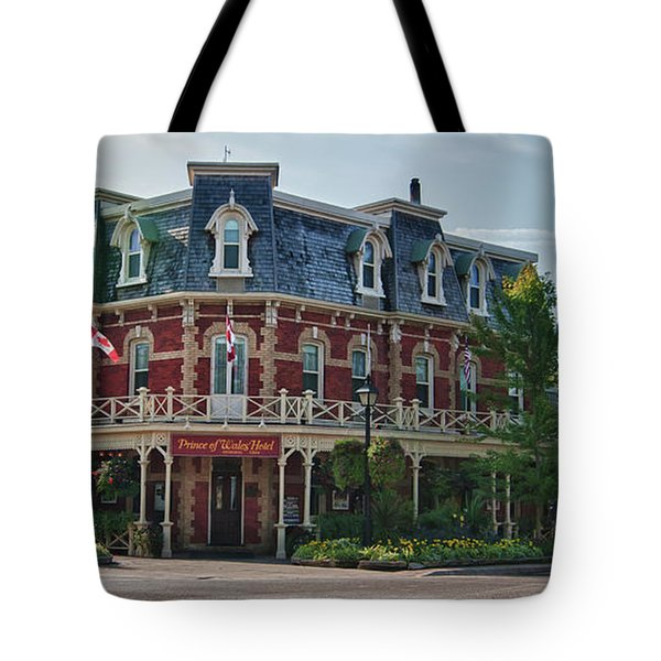 Prince Of Wales Hotel 9000 Tote Bag