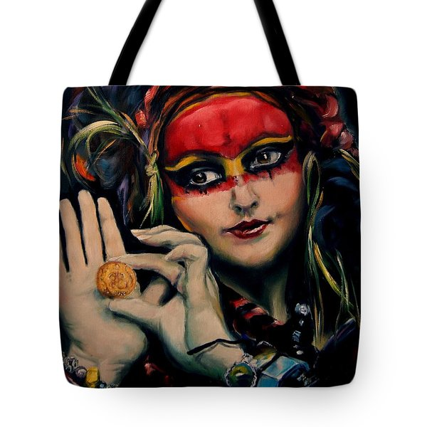 Princess Of The Thieves Tote Bag