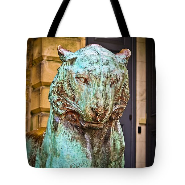 Princeton Tiger I Tote Bag
