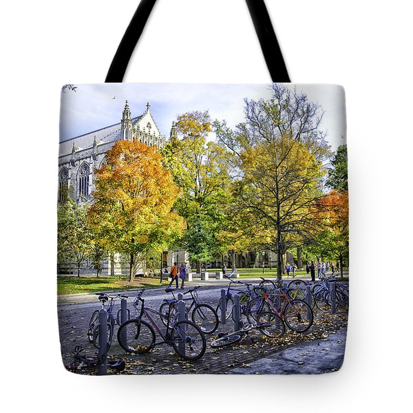 Princeton University Campus Tote Bag