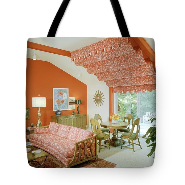 Print By David & Dash Incorporated In The Design Tote Bag