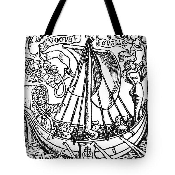 Printer's Device, 1510 Tote Bag