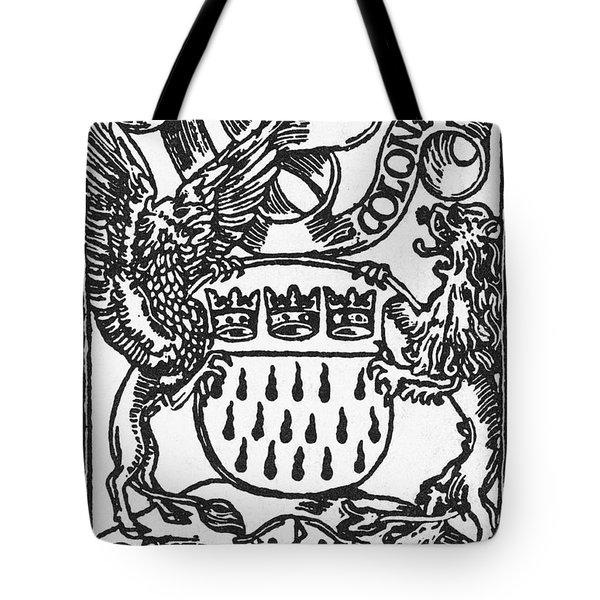 Printer's Device, 1518 Tote Bag