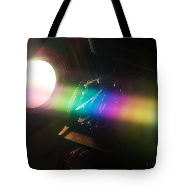 Prism Of Light Tote Bag