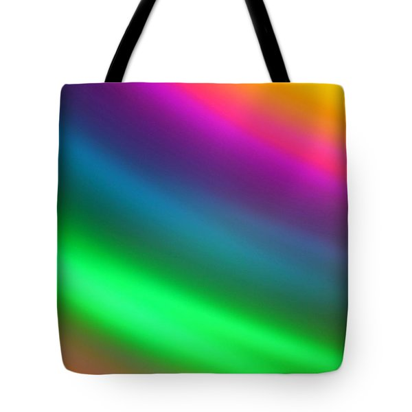 Prismatic Tote Bag