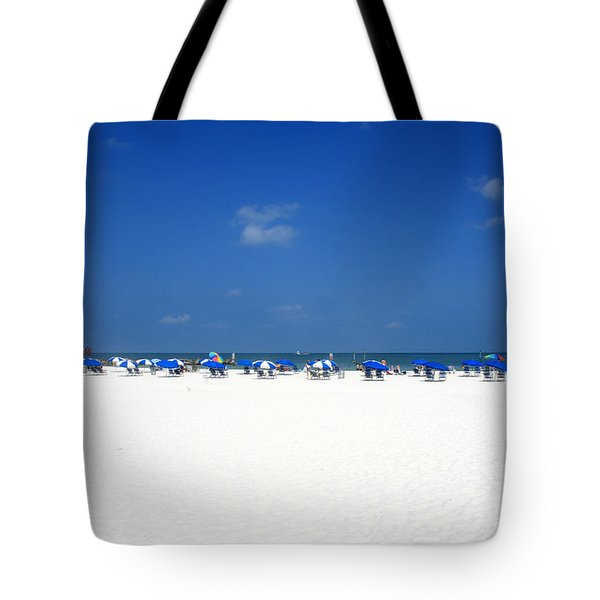 Pristine Clearwater Tote Bag